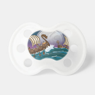 Viking Invasion Fleet Pacifier