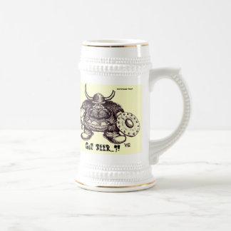 Viking just in need of beer funny beer mug
