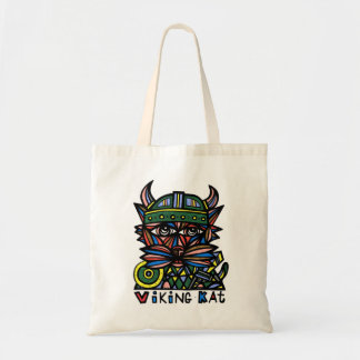 """""""Viking Kat"""" Classic Tote Bag"""