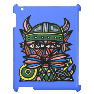 """Viking Kat"" iPad/iPad Mini, iPad Air Case"