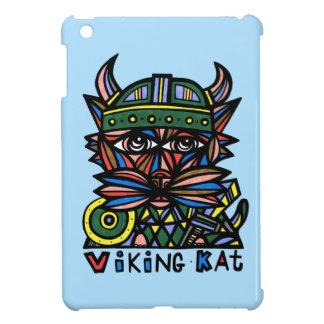 """""""Viking Kat"""" iPad Mini Case"""