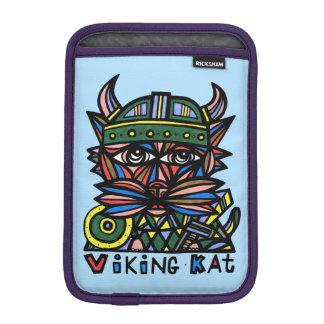 """Viking Kat"" iPad Mini Soft Case"