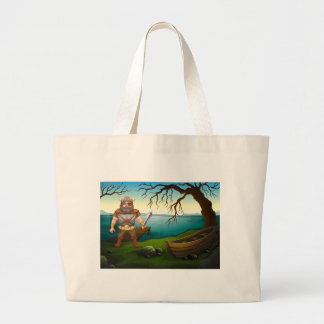Viking Large Tote Bag