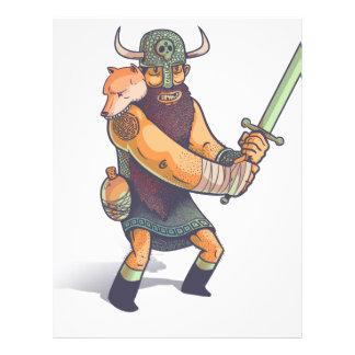 Viking Letterhead