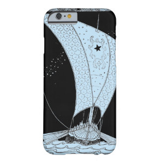 Viking longship sailboat barely there iPhone 6 case