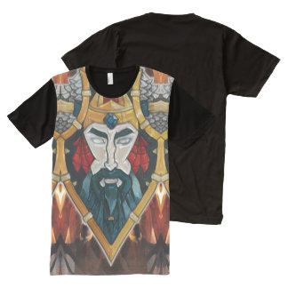 viking man All-Over-Print T-Shirt