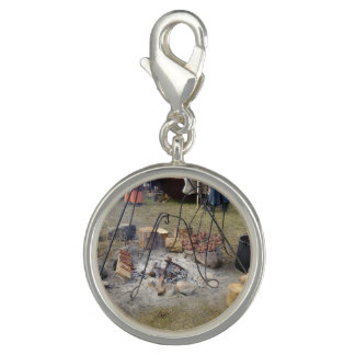 Viking Market Campfire Cooking Photo Charms