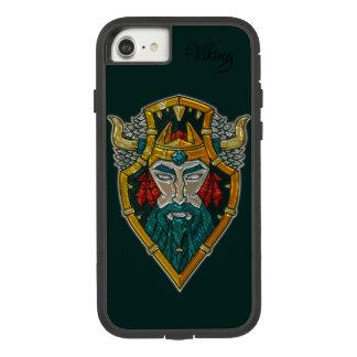 Viking Metallic Look Case-Mate Tough Extreme iPhone 8/7 Case