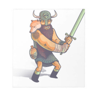 Viking Notepad