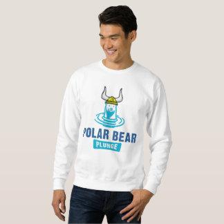 Viking Polar Bear Plunge for Men Sweatshirt
