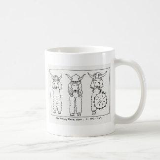 Viking Poodle Coffee Mug