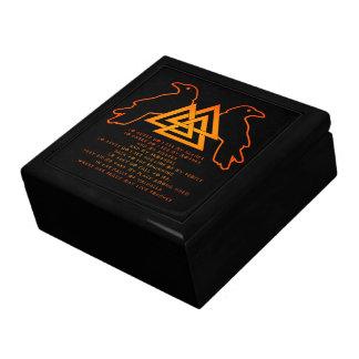 Viking Prayer Box