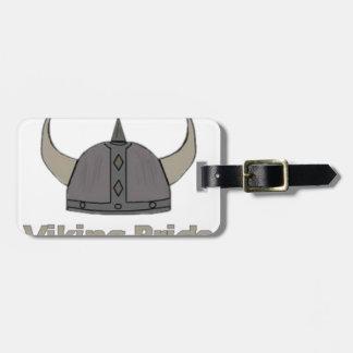 Viking Pride Luggage Tag