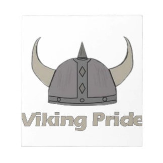 Viking Pride Notepad
