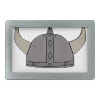 Viking Pride Rectangular Belt Buckle