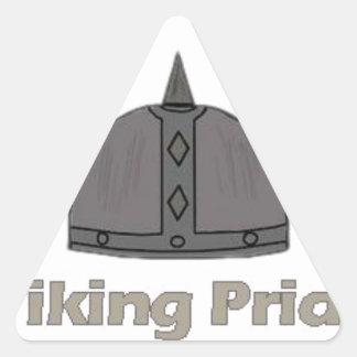 Viking Pride Triangle Sticker