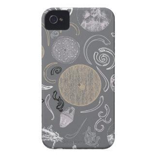 Viking Primitive iPhone 4 Cases