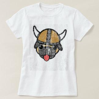 Viking Pug DS T-Shirt