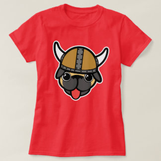 Viking Pug T-Shirt