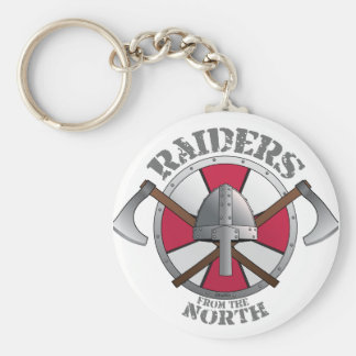 Viking Raiders from the North! Keychain