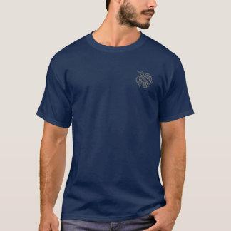 Viking Raven Grey Shirt