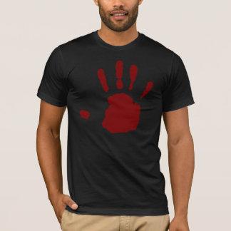 Viking Red Hand T-Shirt