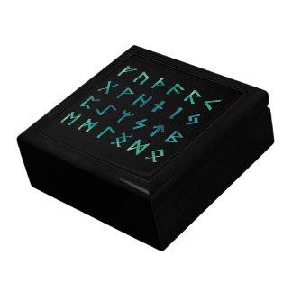 Viking Runes Box