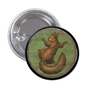Viking Shield Button - Ratatoskr