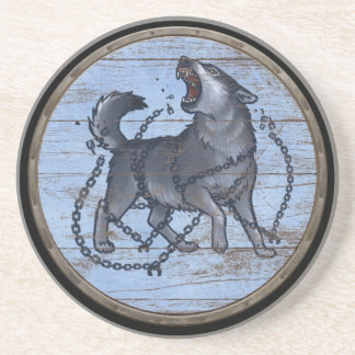Viking Shield - Fenrir Coaster