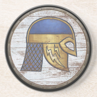 Viking Shield - Helm Coaster