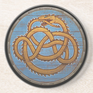 Viking Shield - Jörmungandr Coaster