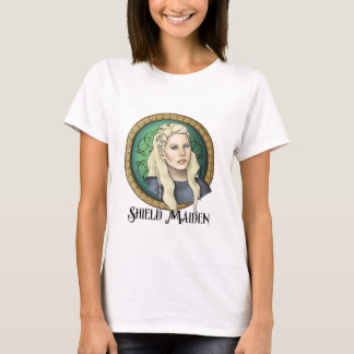 Viking Shield Maiden T-Shirt