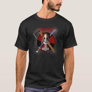 VIKING - Shield Skull T-Shirt