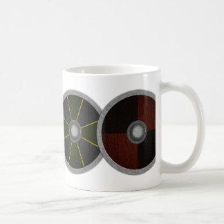 Viking Shield Wall Coffee Mug