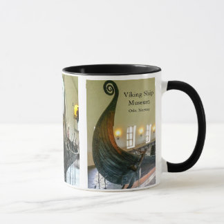 Viking Ship Museum Mug, Oslo Norway Mug