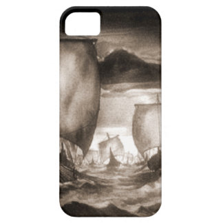 VIKING SHIPS iPhone 5 CASE