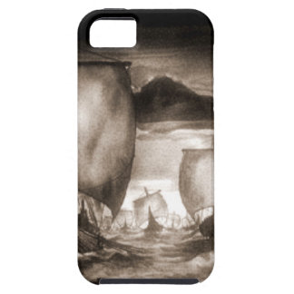 VIKING SHIPS iPhone 5 COVER