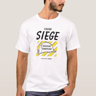 Viking Siege Under Construction shirt