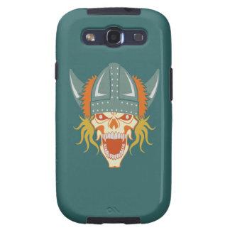 VIKING skull custom Samsung case