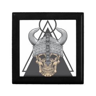 Viking Skull Gift Box