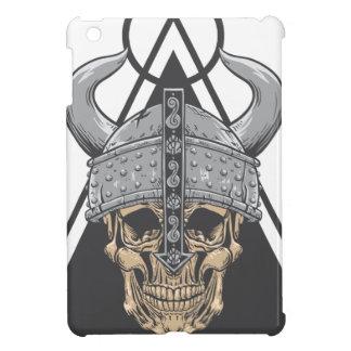 Viking Skull iPad Mini Cases