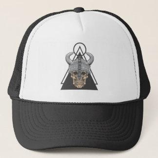 Viking Skull Trucker Hat