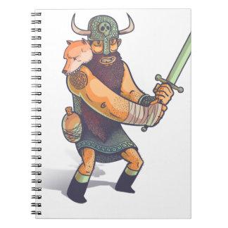 Viking Spiral Notebook