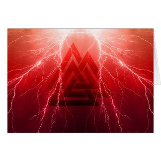 Viking Storm Card
