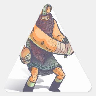Viking Triangle Sticker