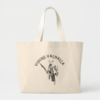 Viking Valhalla - Design 5 Large Tote Bag