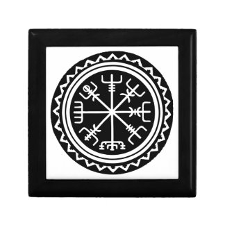 Viking Vegvisir Compass Gift Box