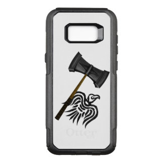 Viking War Hammer OtterBox Commuter Samsung Galaxy S8+ Case