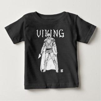 Viking Warrior Baby T-Shirt