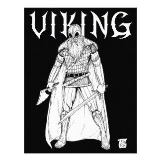 Viking Warrior Letterhead